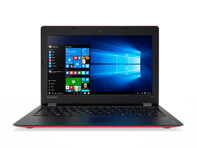 series ideapad 100s 11 red