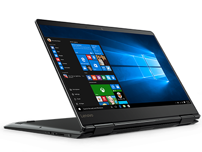 series yoga 710 14 black