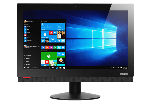 Lenovo M Series All-in-One