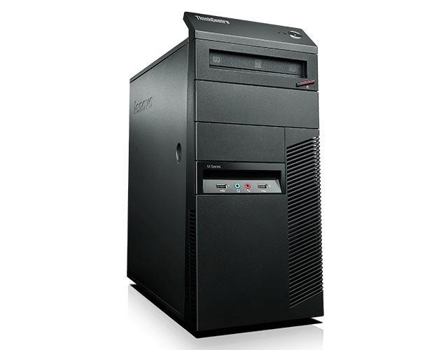 ThinkCentre M82 Tower Desktop