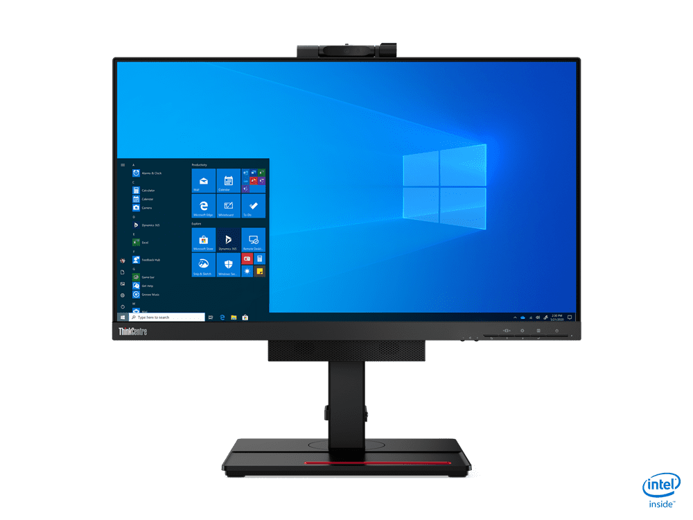 ThinkCentre TIO24Gen4 23.8-inch WLED FHD- Monitor