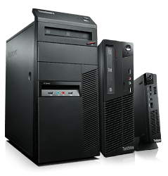Lenovo ThinkCentre Desktops