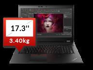 Lenovo ThinkPad P72 行動工作站