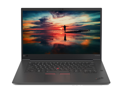 ThinkPad X1 Extreme  <span class='dealsPageTitleSubhead'> Windows 10 Pro | Bis zu i7 | 64 GB | 2 TB SSD