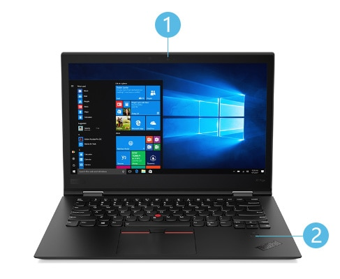 ThinkPad X1 Yoga 正面