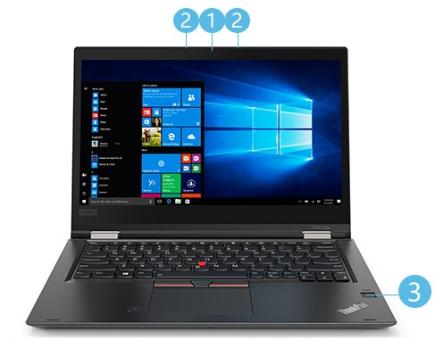 ThinkPad X380 Yoga 正面