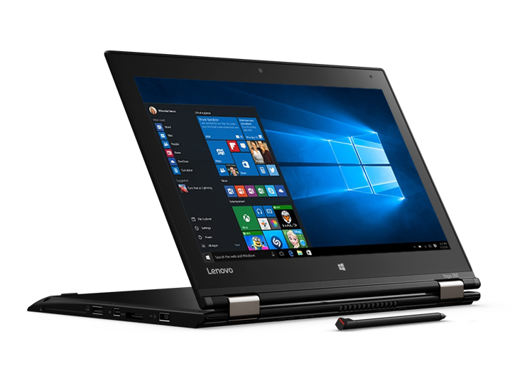 ThinkPad Yoga 260 2-in-1 business laptop