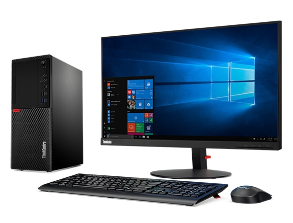 ThinkCentre M720 Tower: Powerful, secure desktop PC