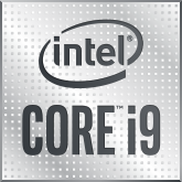 Intel Core i9 10th Gen logo