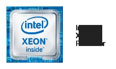 Logo des processeurs Intel Xeon