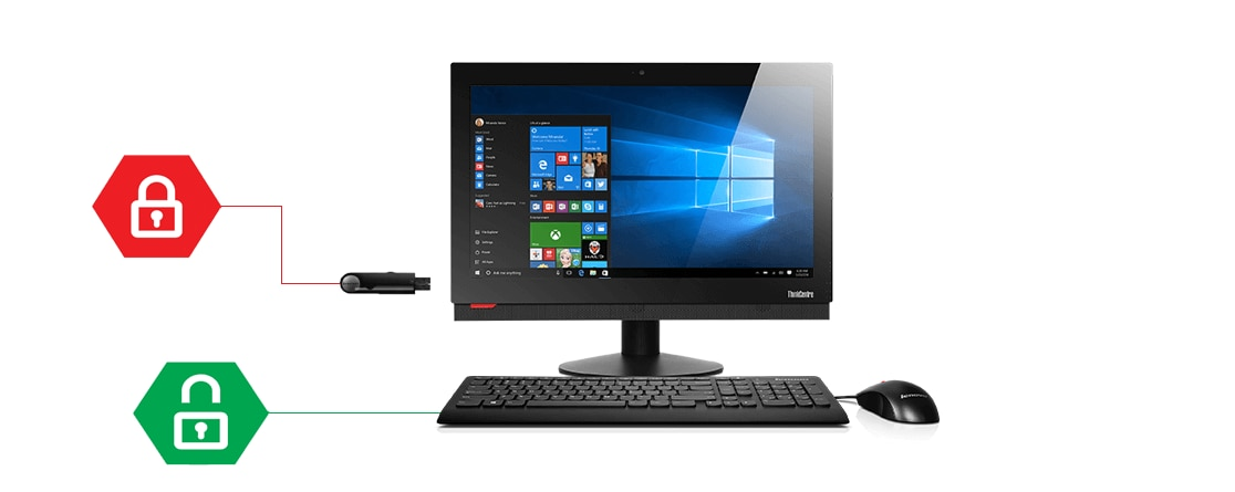 ThinkCentre M810z All-in-One