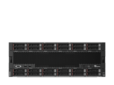 Lenovo Mission-Critical Servers