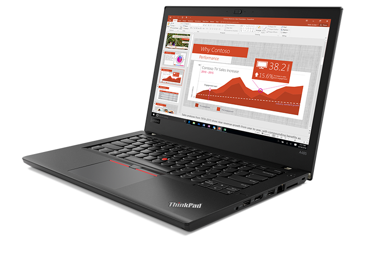 Lenovo ThinkPad A485.