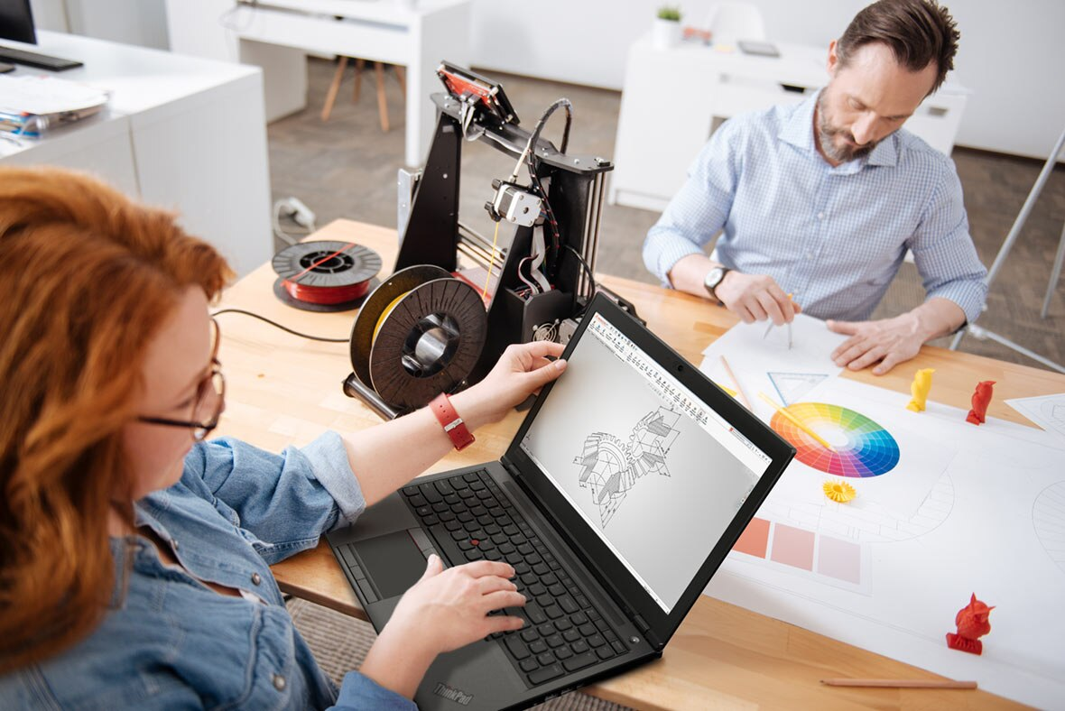 ThinkPad P52 feature