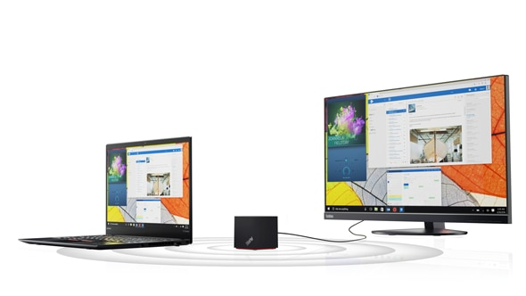 Lenovo ThinkPad X1 Carbon Featuring WiGig Dock