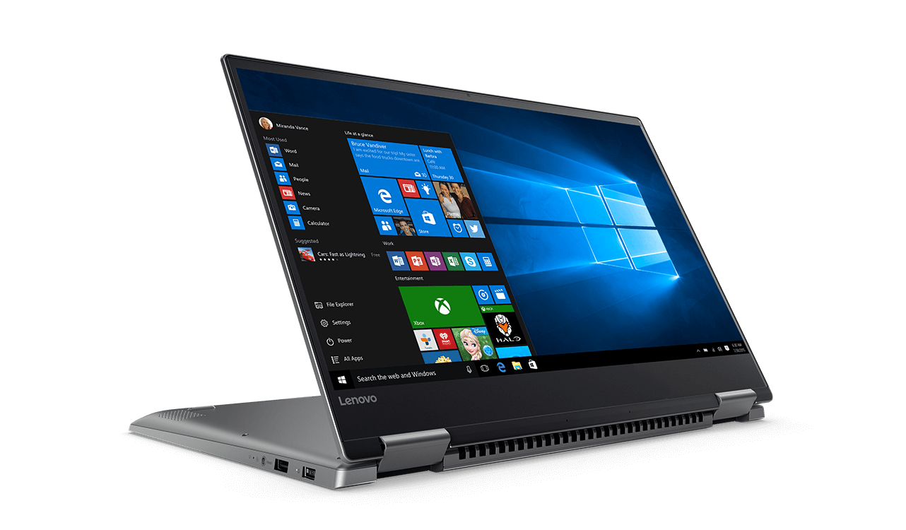The inch Lenovo Yoga was an excellent two-in-one for the money, and its follow up, the Yoga ($ at Amazon Marketplace), is no different. And when I say