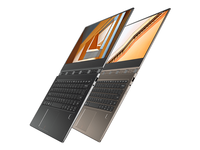 Yoga 900 Series laptops.