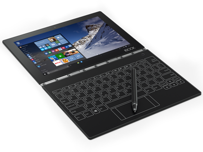 Yoga Book Windows